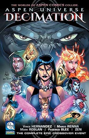 Aspen Universe: Decimation Vol. 1 by Vince Hernandez, Federico Blee, Marco Renna