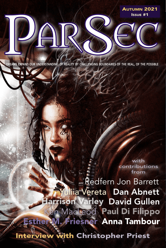 ParSec by Ian Whates