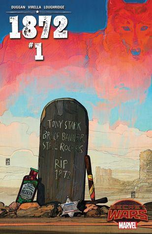 1872 #1 by Gerry Duggan, Nicole Virella