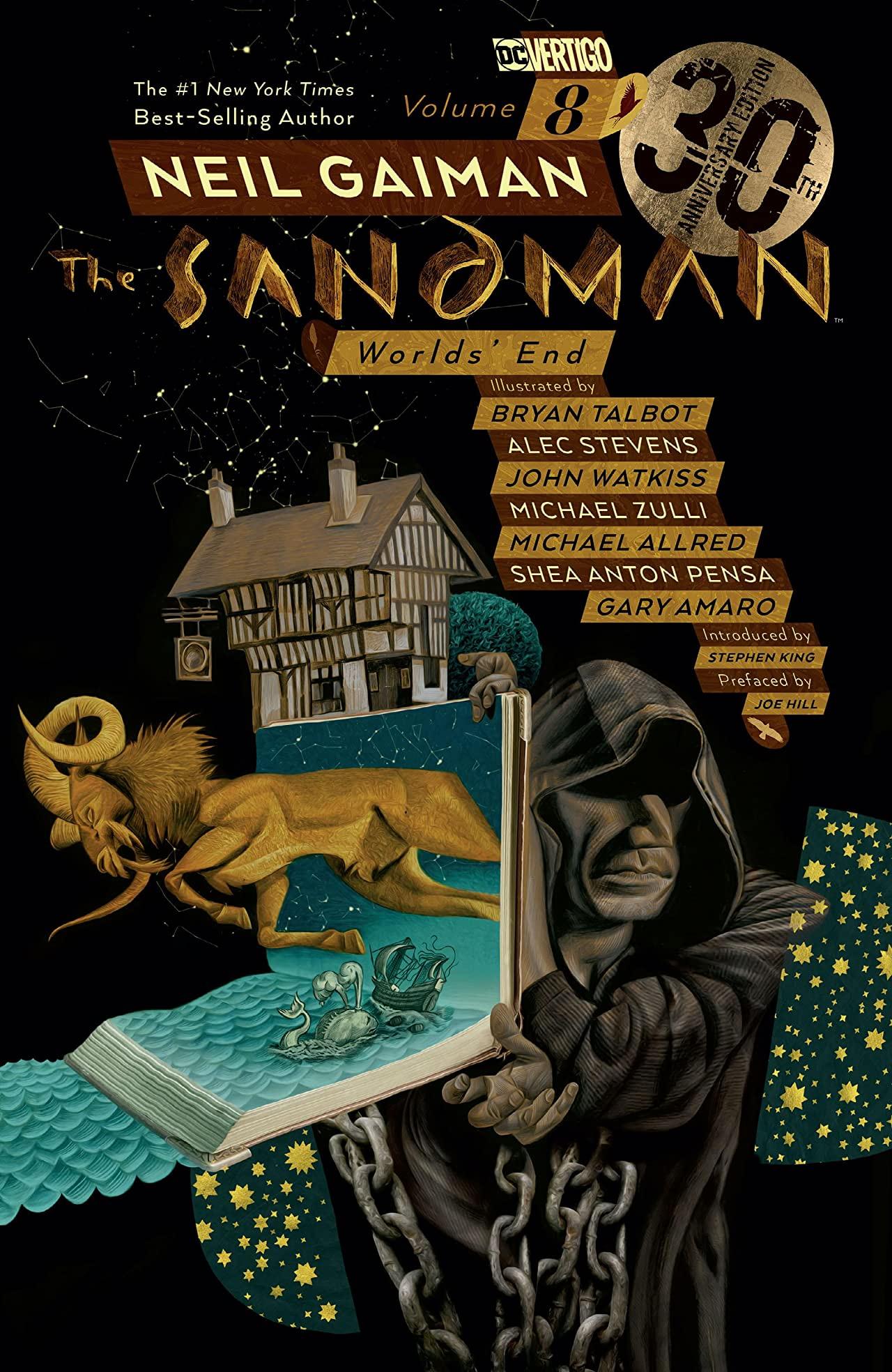 The Sandman, Vol. 8: Worlds' End - 30th Anniversary Edition by Neil Gaiman