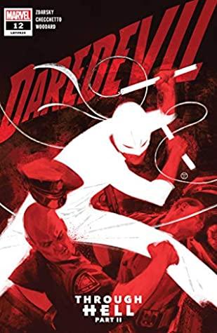 Daredevil (2019-) #12 by Marco Checchetto, Chip Zdarsky, Julian Totino Tedesco