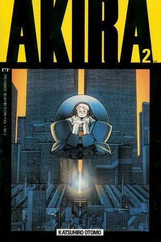 Akira, #2: Pursuit by Katsuhiro Otomo
