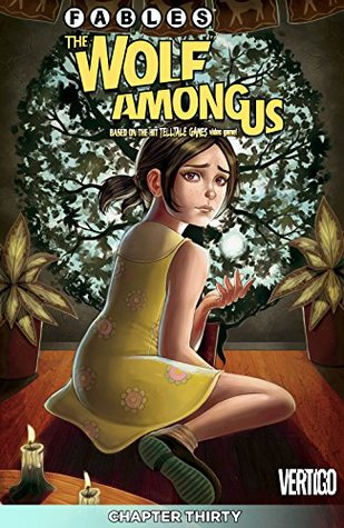 Fables: The Wolf Among Us #30 by Travis Moore, Dave Justus, Matthew Sturges