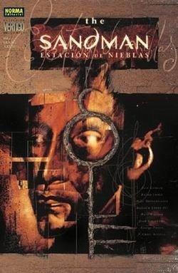 The Sandman: Estación de Nieblas by Neil Gaiman