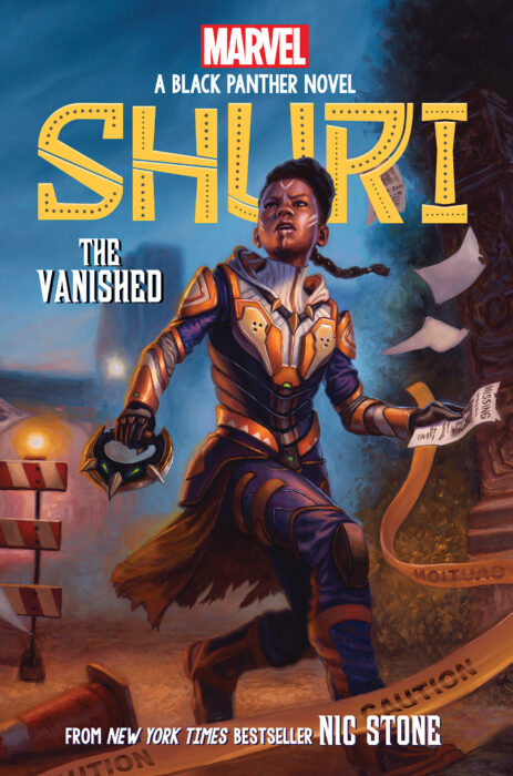 Shuri #2: The Vanished by Nic Stone
