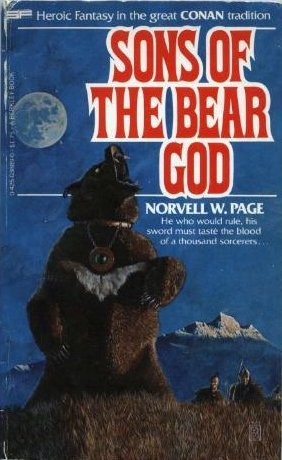 Sons of the Bear God by Norvell W. Page