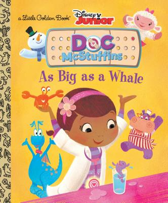 As Big as a Whale by Andrea Posner-Sanchez