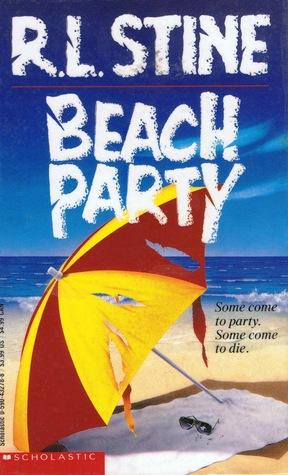 Beach Party by R.L. Stine