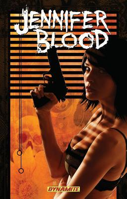 Jennifer Blood, Volume Three: Neither Tarnished Nor Afraid by Eman Casallos, Kewbar Baal, Al Ewing