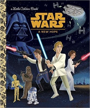 Star Wars: A New Hope by Caleb Meurer, Micky Rose, Geof Smith