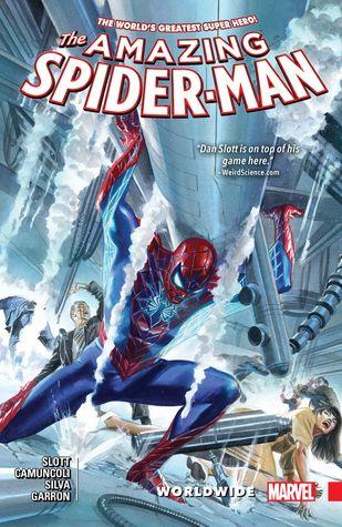 Amazing Spider-Man: Worldwide, Vol. 4 by Dan Slott, Javier Garrón, Giuseppe Camuncoli