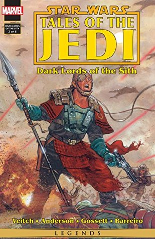 Star Wars: Tales of the Jedi - Dark Lords of the Sith 2: The Quest for the Sith by Tom Veitch, Christian Gossett, Hugh Fleming, Kevin J. Anderson