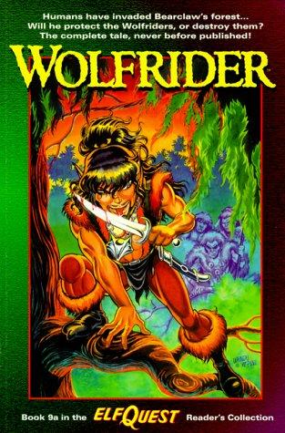 Wolfrider! by Wendy Pini, Jeff Zugale, Richard Pini, Christy Marx