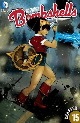 DC Comics: Bombshells #15 by Marguerite Bennett, Bilquis Evely