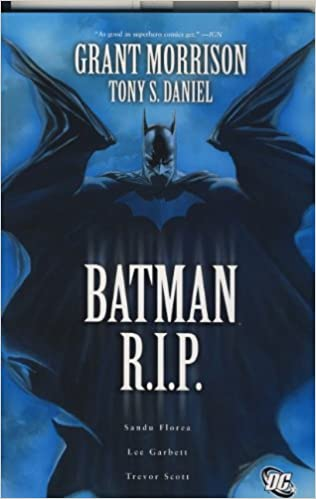 Batman - R.I.P. by Grant Morrison