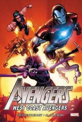 Avengers: West Coast Avengers Omnibus, Vol. 1 by Luke McDonnell, Roger Stern, Richard Howell, Danny Fingeroth, Steve Englehart, Bob Hall, Bob Harras, Al Milgrom