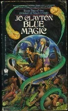Blue Magic by Jo Clayton