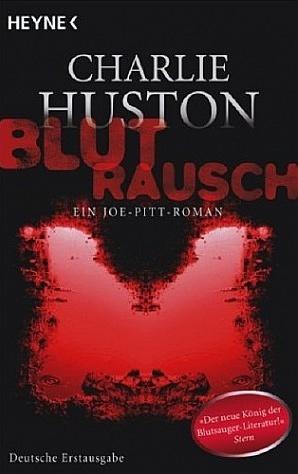 Blutrausch by Charlie Huston
