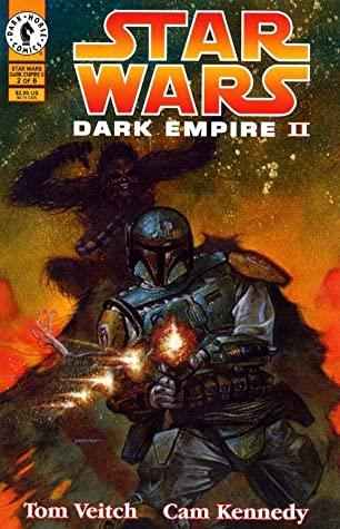 Star Wars: Dark Empire II (1994-1995) #2 by Tom Veitch
