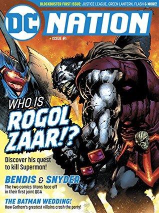 DC Nation (2018-) #1 by Alex Sinclair, Various, Joe Prado, Ivan Reis