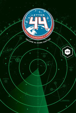 Letter 44, Volume 3: Dark Matter by Alberto Jimenez Alburquerque, Charles Soule
