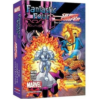 Fantastic Four / Silver Surfer: The Complete Collection by Tom Vincent, Steve Englehart, Tom Christopher, Marshall Rogers, Ron Lim, Stan Lee, Jack Kirby, Ken Bruzenak