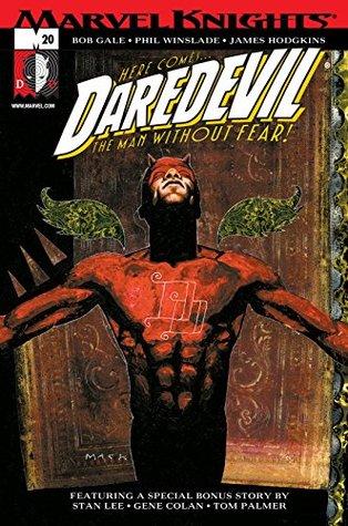 Daredevil (1998-2011) #20 by David W. Mack, Bob Gale, James Hodgkins, Phil Winslade