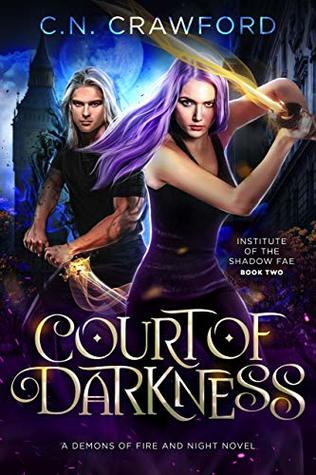 Court of Darkness by C.N. Crawford