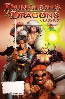 Dungeons & Dragons Classics, Volume 4 by Tom Mandrake, Dan Mishkin, Jan Duursema