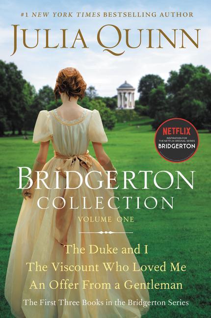 Bridgerton Collection Volume 1 by Julia Quinn