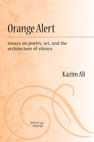 Orange Alert: essays on poetry, art, and the architecture of silence by Kazim Ali