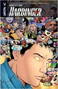 Harbinger, Volume 4: Perfect Day by Joshua Dysart, Clayton Henry, Barry Kitson