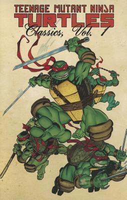 Teenage Mutant Ninja Turtles Classics, Volume 1 by Kevin Eastman, Peter Laird, Stephen Murphy, Michael Zulli, Michael Dooney
