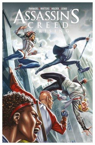 Assassin's Creed: Uprising, Volume 2 by Alex Paknadel, Jose Holder, Dan Watters