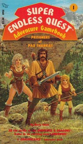 Prisoners of Pax Tharkas by Morris Simon, Mark Nelson, Keith Parkinson