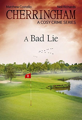 A Bad Lie by Matthew Costello, Neil Richards