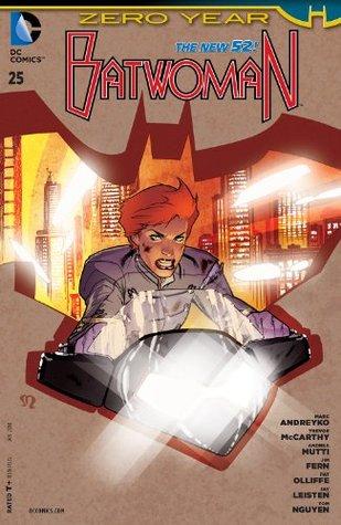 Batwoman #25 by Pat Olliffe, Marc Andreyko, Andrea Mutti, Trevor McCarthy