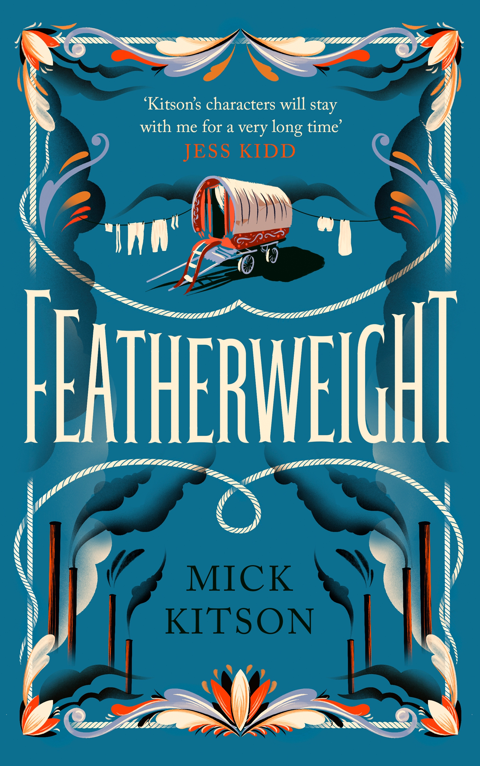 Featherweight by Mick Kitson