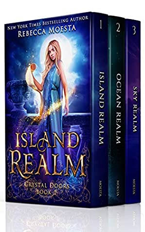 Crystal Doors Full Series Boxed Set: Island Realm, Ocean Realm, Sky Realm by Rebecca Moesta
