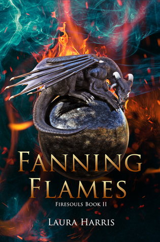 Fanning Flames by Laura Harris