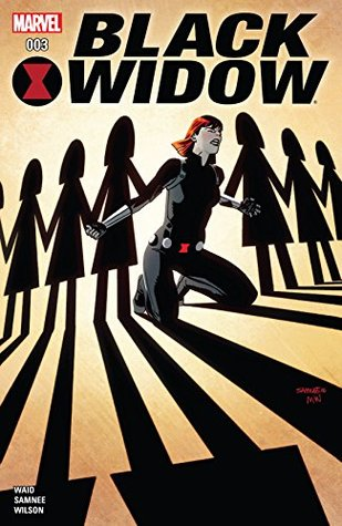 Black Widow #3 by Mark Waid, Chris Samnee